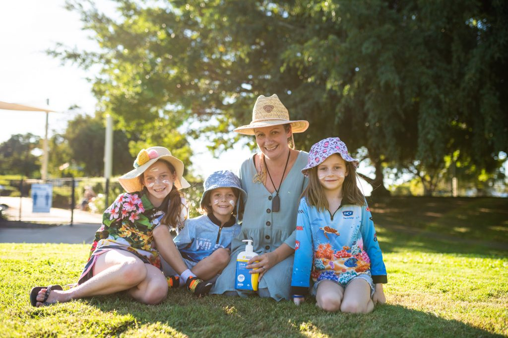 family sunscreen